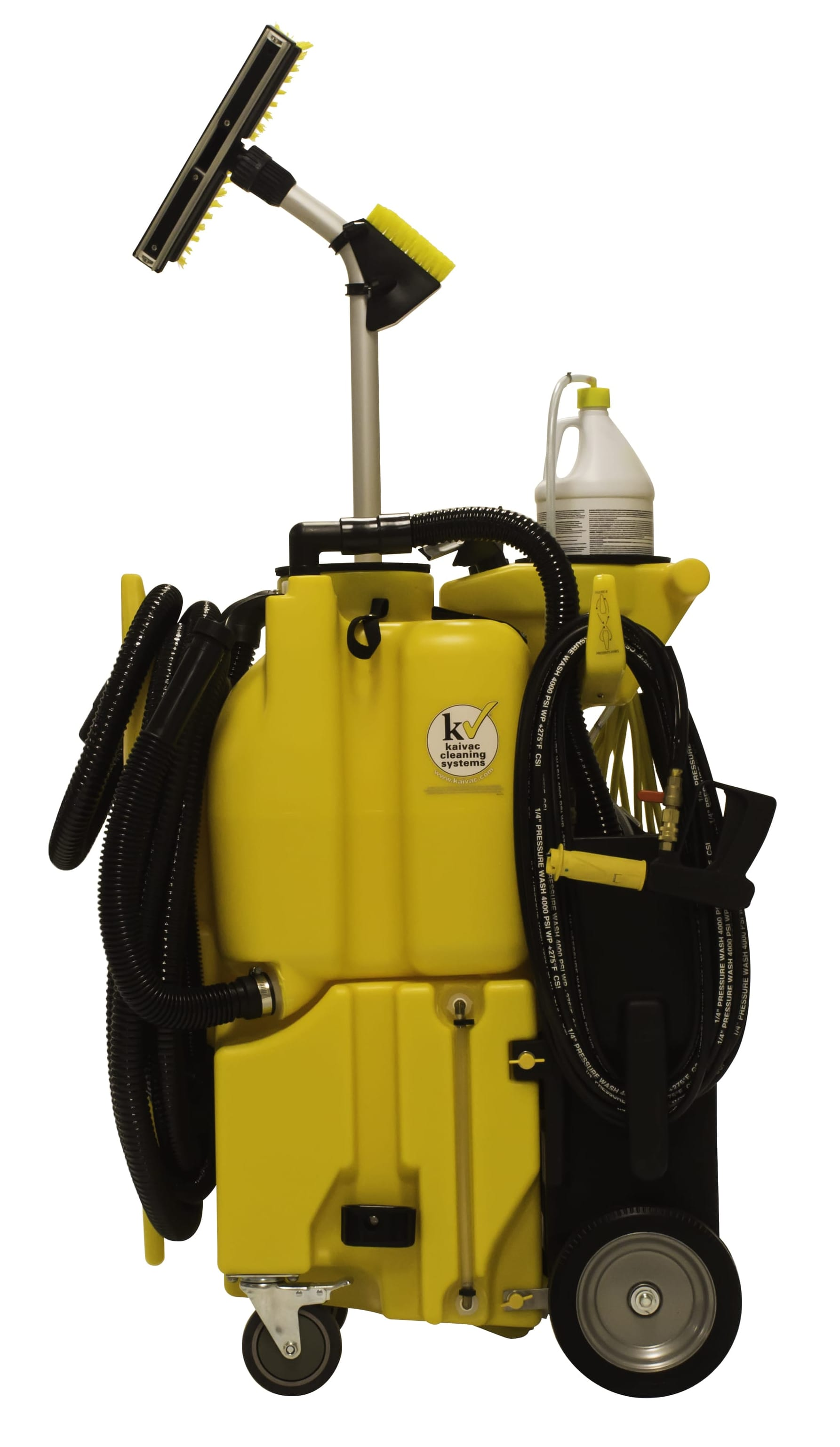 KaiVac 1750 No-Touch Cleaning System - Kaivac Cleaning Systems