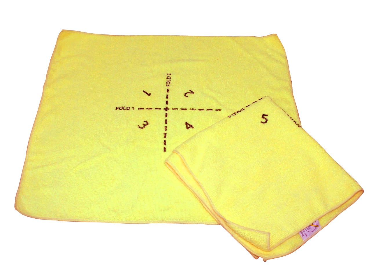 SmartTowel - 5 Pack - Yellow