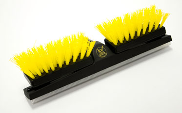 Squeegee Head Brush