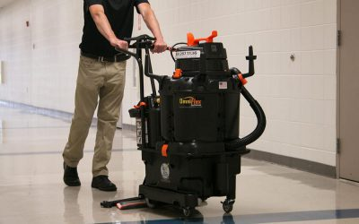Warehouse Floor Cleaning: Are You Wasting Money on Tools and Labor?