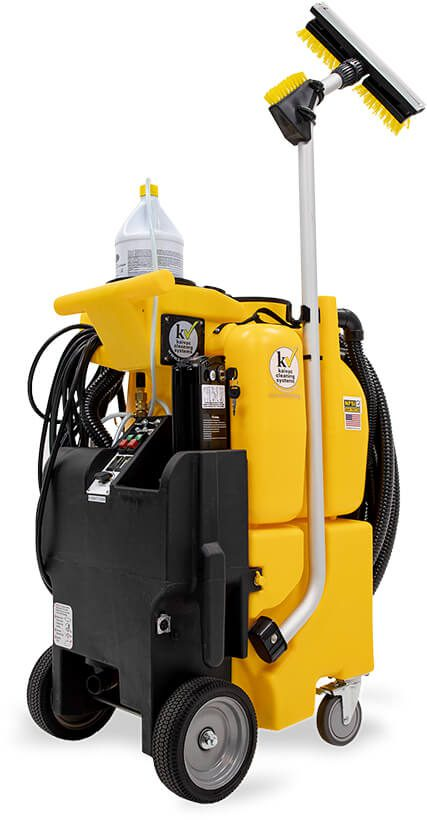 commercial cleaning machines