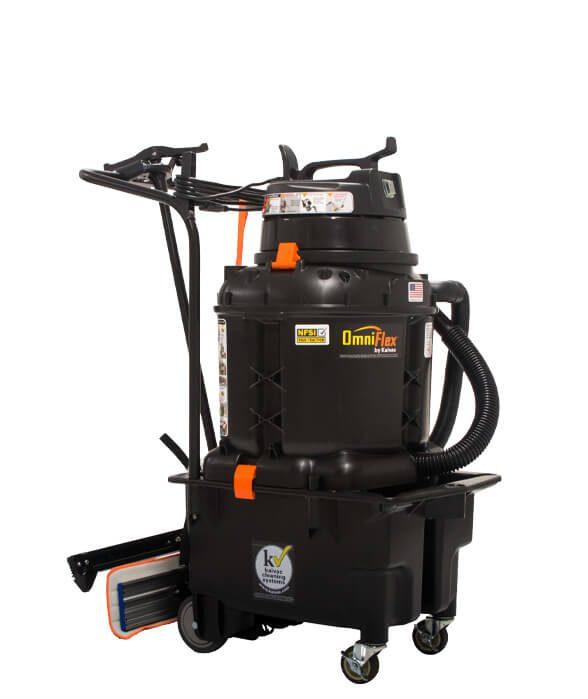 AutoVac Floor Cleaning