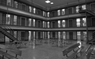 How to Clean a Correctional Facility