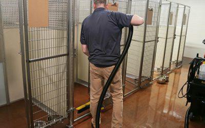 Kennel Cleaning Checklist