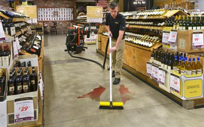 How to Boost Grocery Spill Response Time