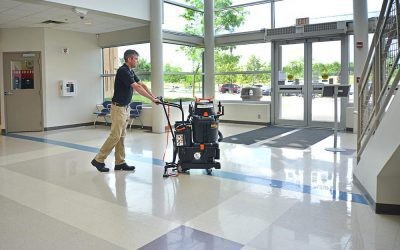 The Best Cleaning System for a Building Service Contractor