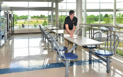 Cleaning Tips for Healthy Schools