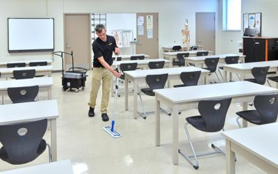 Classroom Cleaning Checklist
