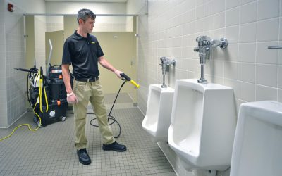 Restroom Cleaning Tips