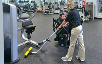 Cleaning to Protect Athletes