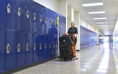 Elementary School Cleaning: How to Make Your School Sparkle