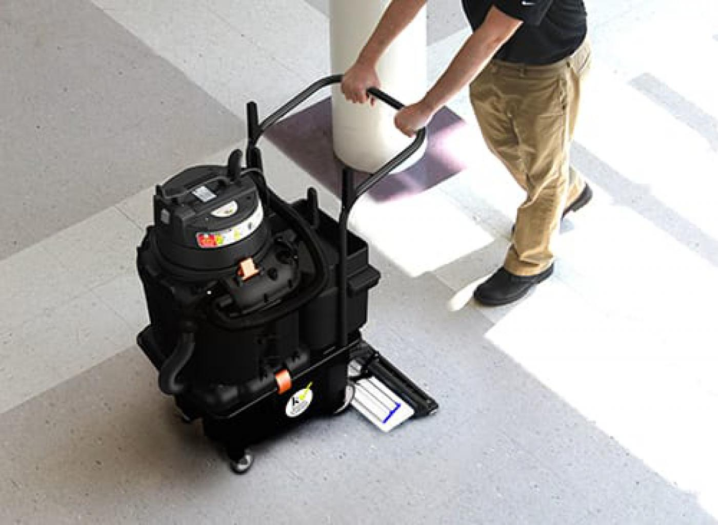 airport cleaning solutions