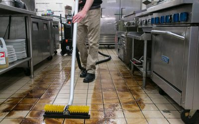 Best Products to Remove Grease from Restaurant Floors