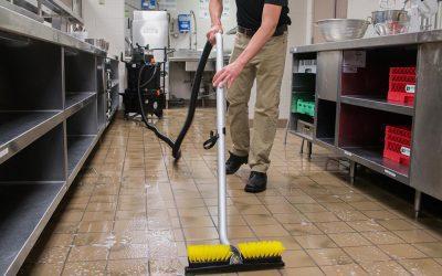 Restaurant Floor Cleaning Made Easy