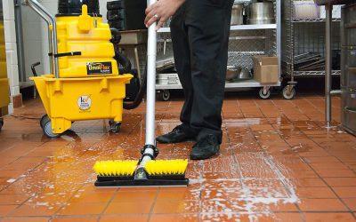 Deep Cleaning Your Restaurant Kitchen