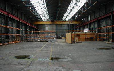 Picker, Packer, Warehouse Cleaner: Cleaning Warehouse Floors
