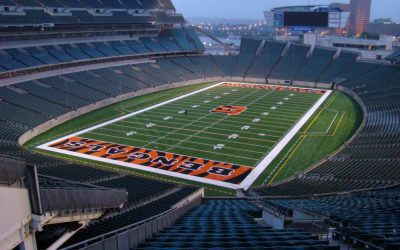 Stadium Cleaning: A Huge Job for a Small Crew