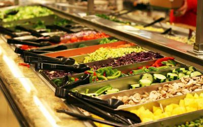 Grocery Store Cleanliness: Why Salad Bars and Hot Food Bars Need Your Attention