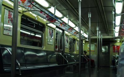 Cleaning Public Transportation for Health