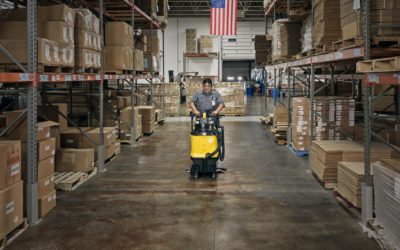 How to Clean A Warehouse Floor
