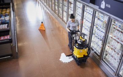 Floor Maintenance for Safety