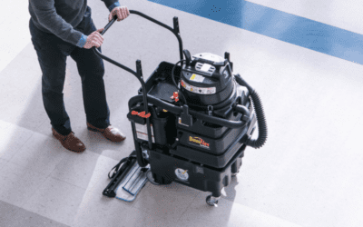 BTG Labs Stopped the Mop With Kaivac Floor Care