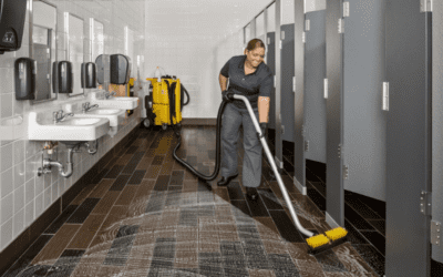 Stopping the Mop in West Virginia State-Owned Facilities
